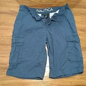 Blue Boat Nautica Cargo shorts